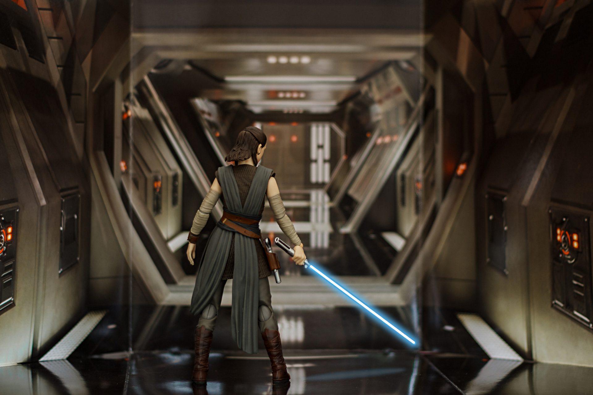 Na endlich! Oder: Wie ich Die letzten Jedi nach sieben Monaten zum ersten Mal sah