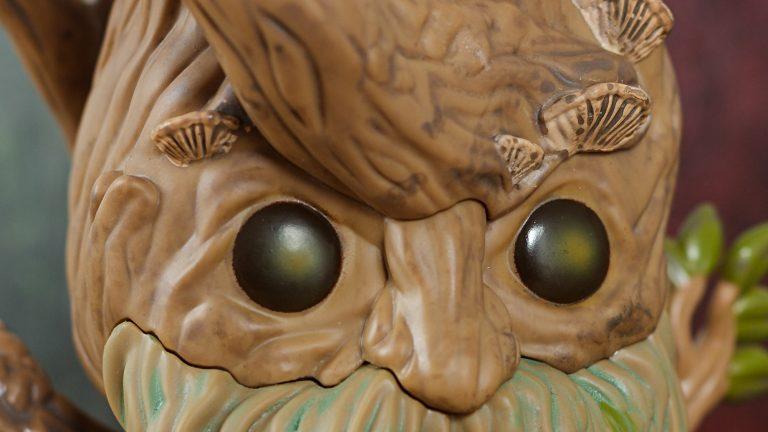 Der sprechende Baum fürs Bücherregal