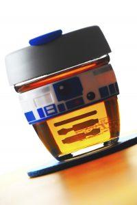 R2-D2 als Becher von KeepCup