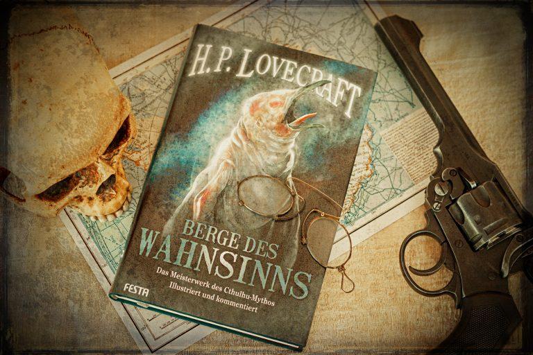 Dem Wahnsinn verfallen – H.P. Lovecraft Teil 1