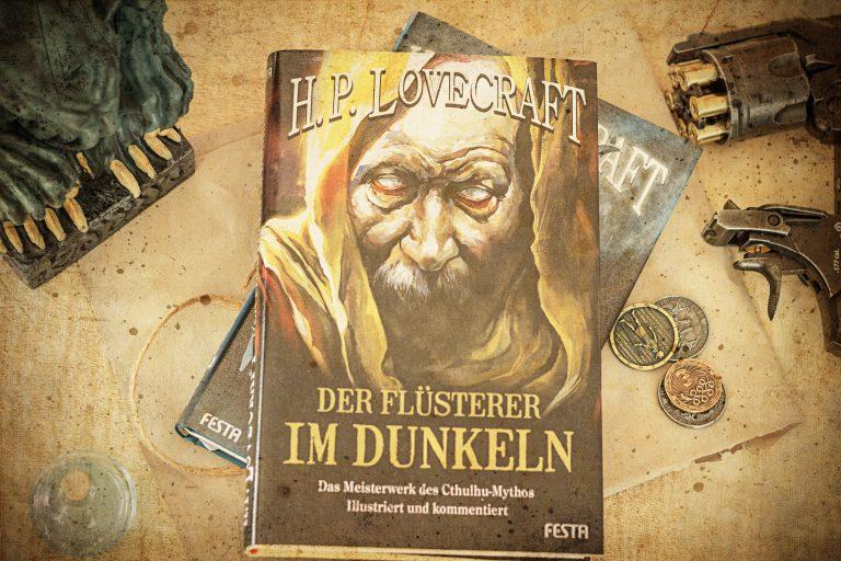 Der Wahnsinn vor der Tür – H.P. Lovecraft Teil 2