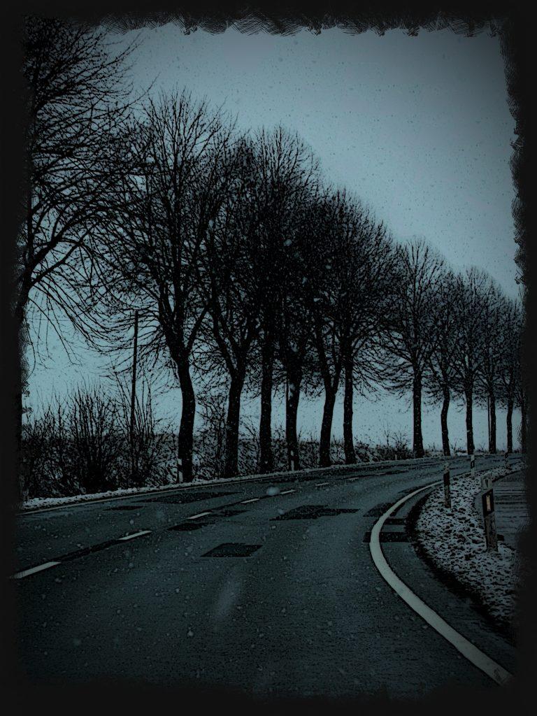 Per Anhalter durch die Nacht – Meine erste Kurzgeschichte