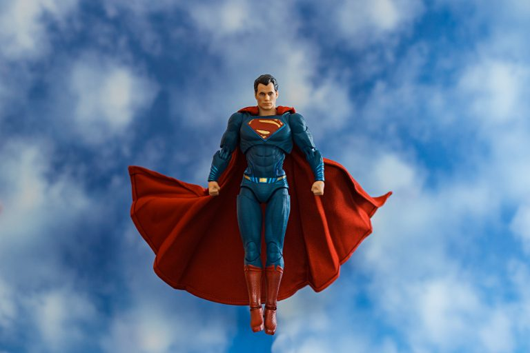 Plastikmann aus Stahl – DC Collectibles Superman