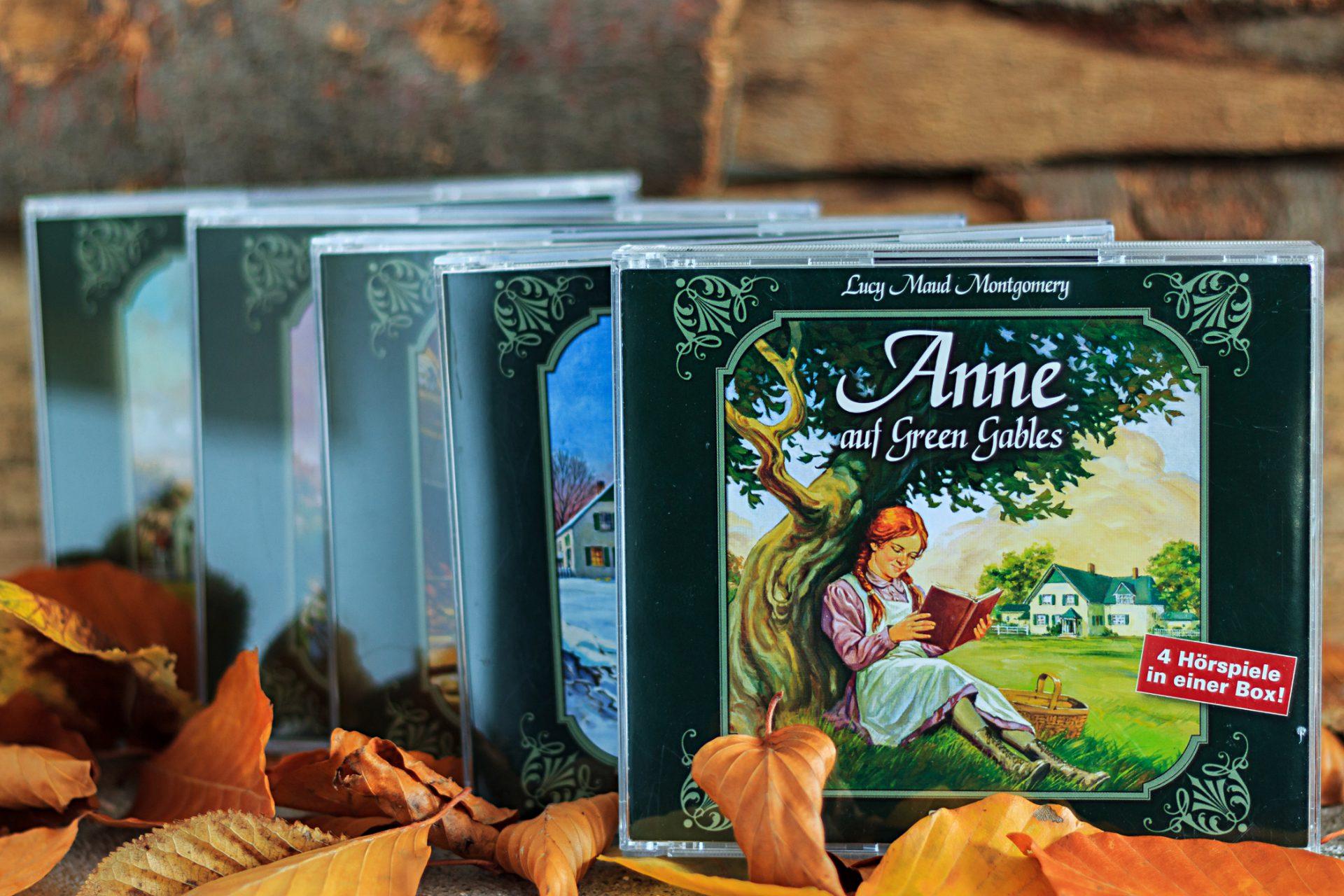 Anne auf Green Gables – Wilder Rotschopf für die Ohren