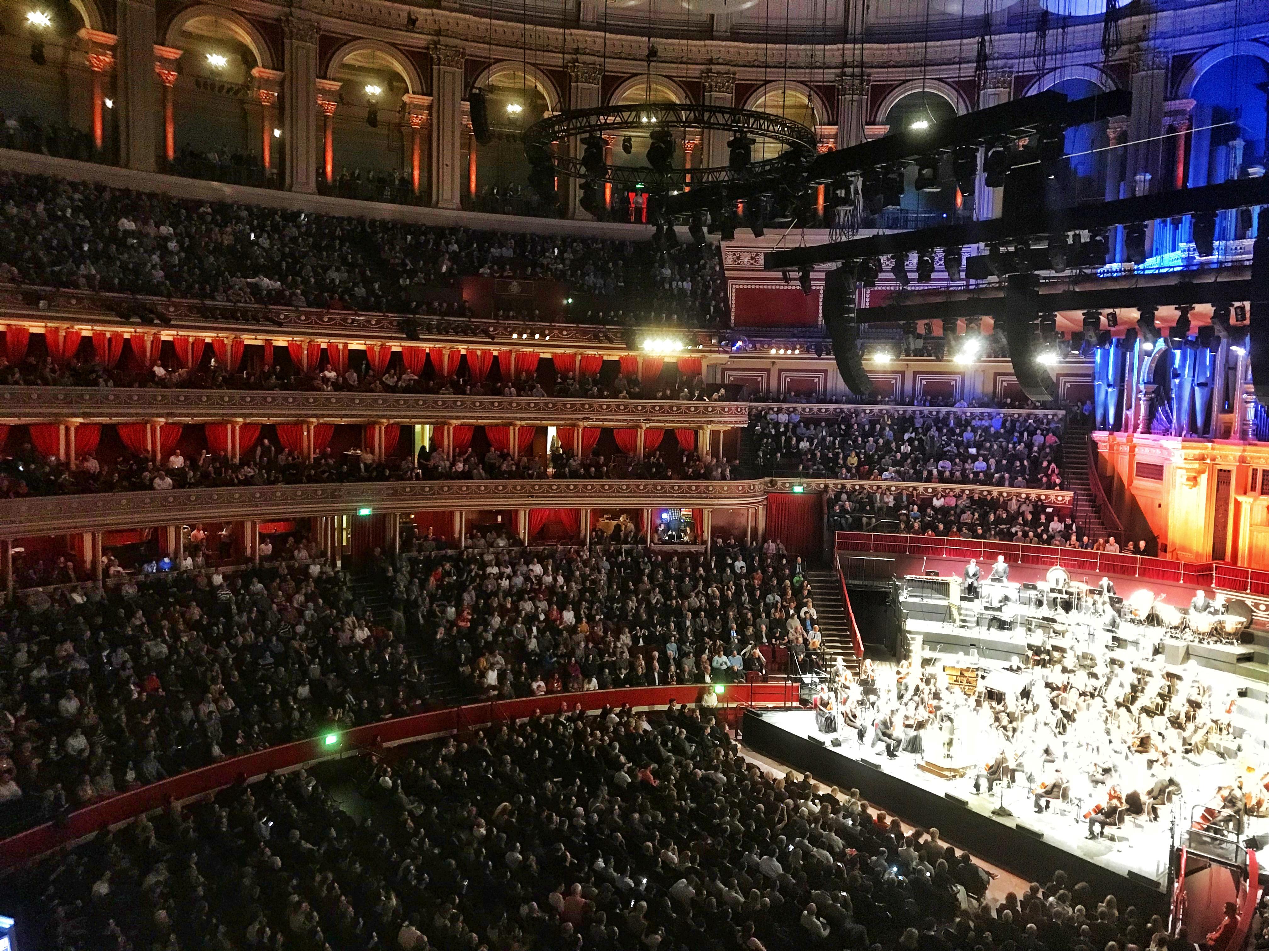 Royal Albert Hall Totale