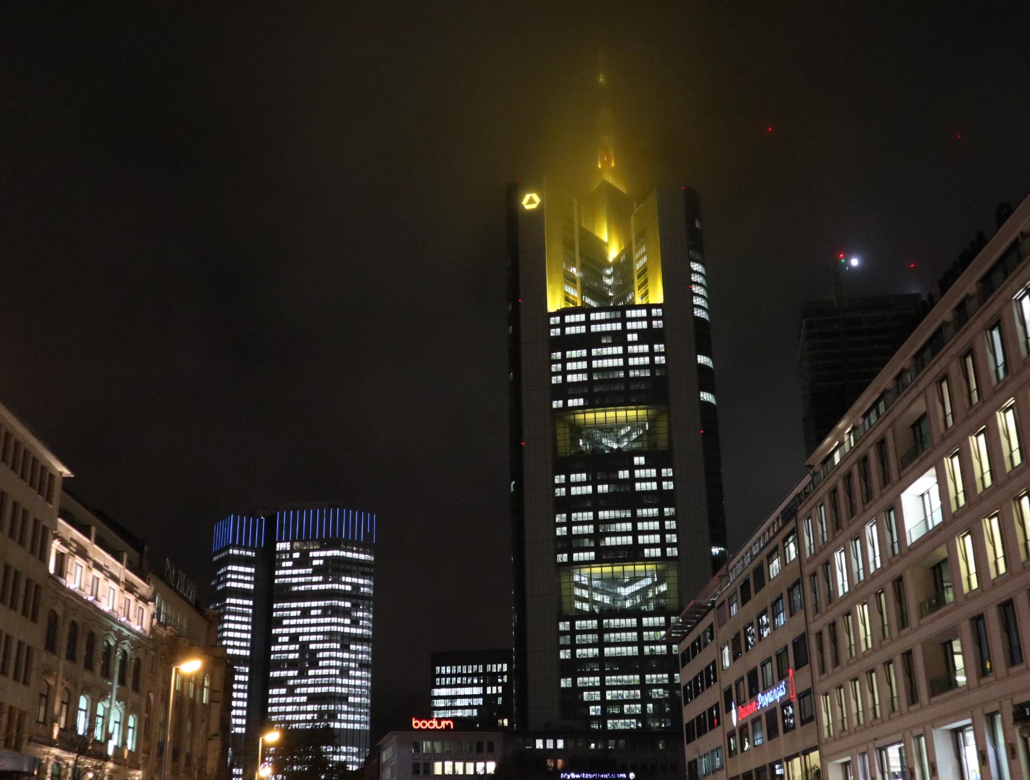 Hochhaus Frankfurt
