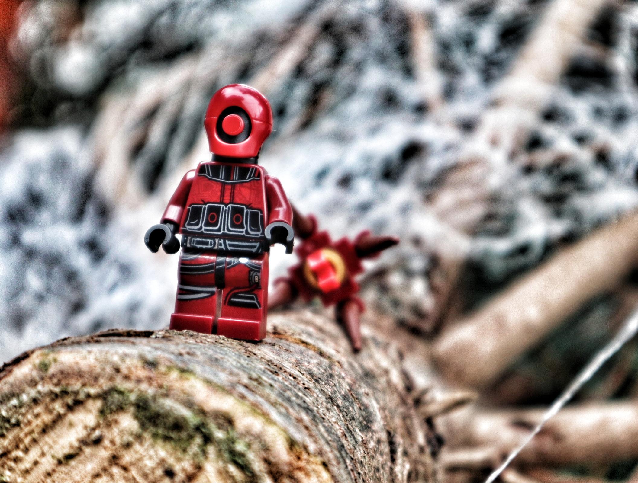 Lego Guavianer