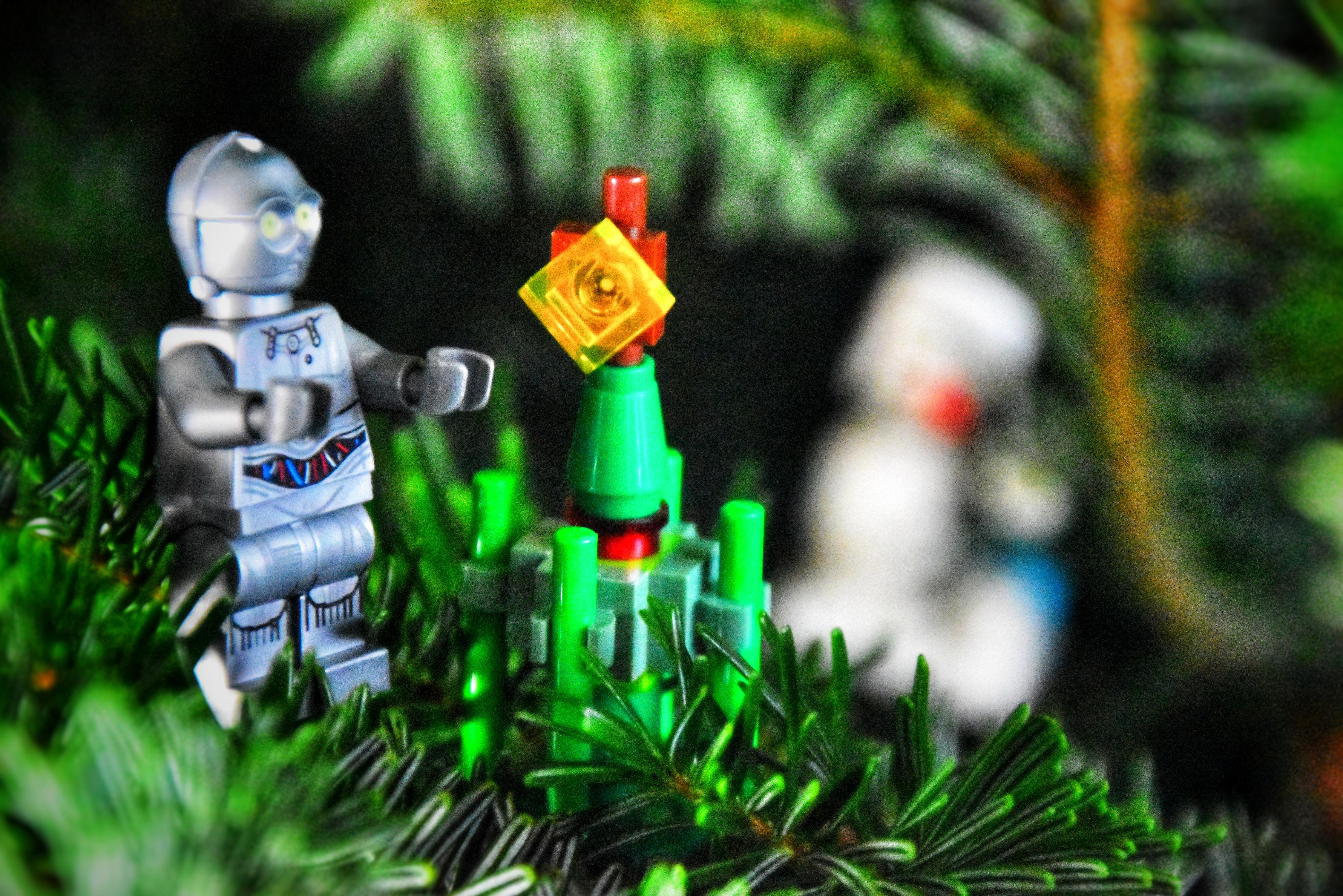 Lego Weihnachtsbaum