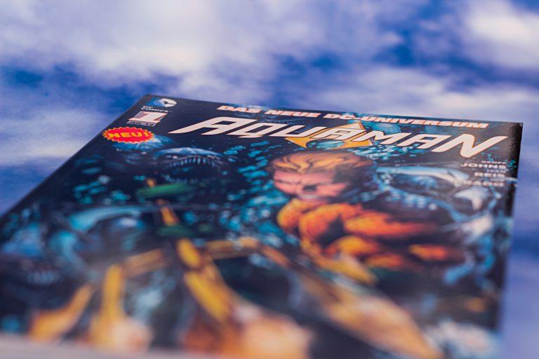 Aquaman – Von der Witzfigur zum coolen Helden