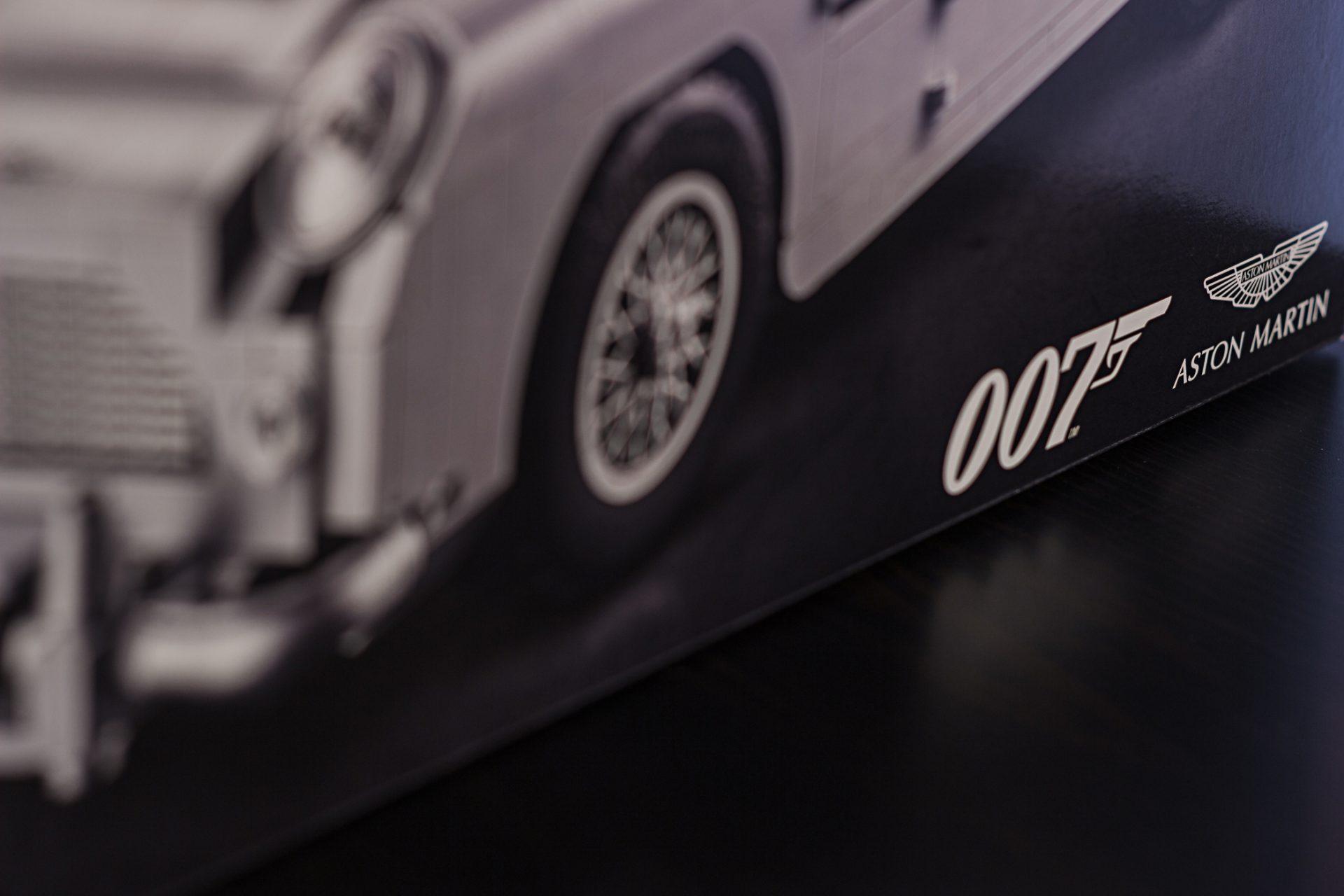Aston Martin DB5 – 007, wir haben ein Problem