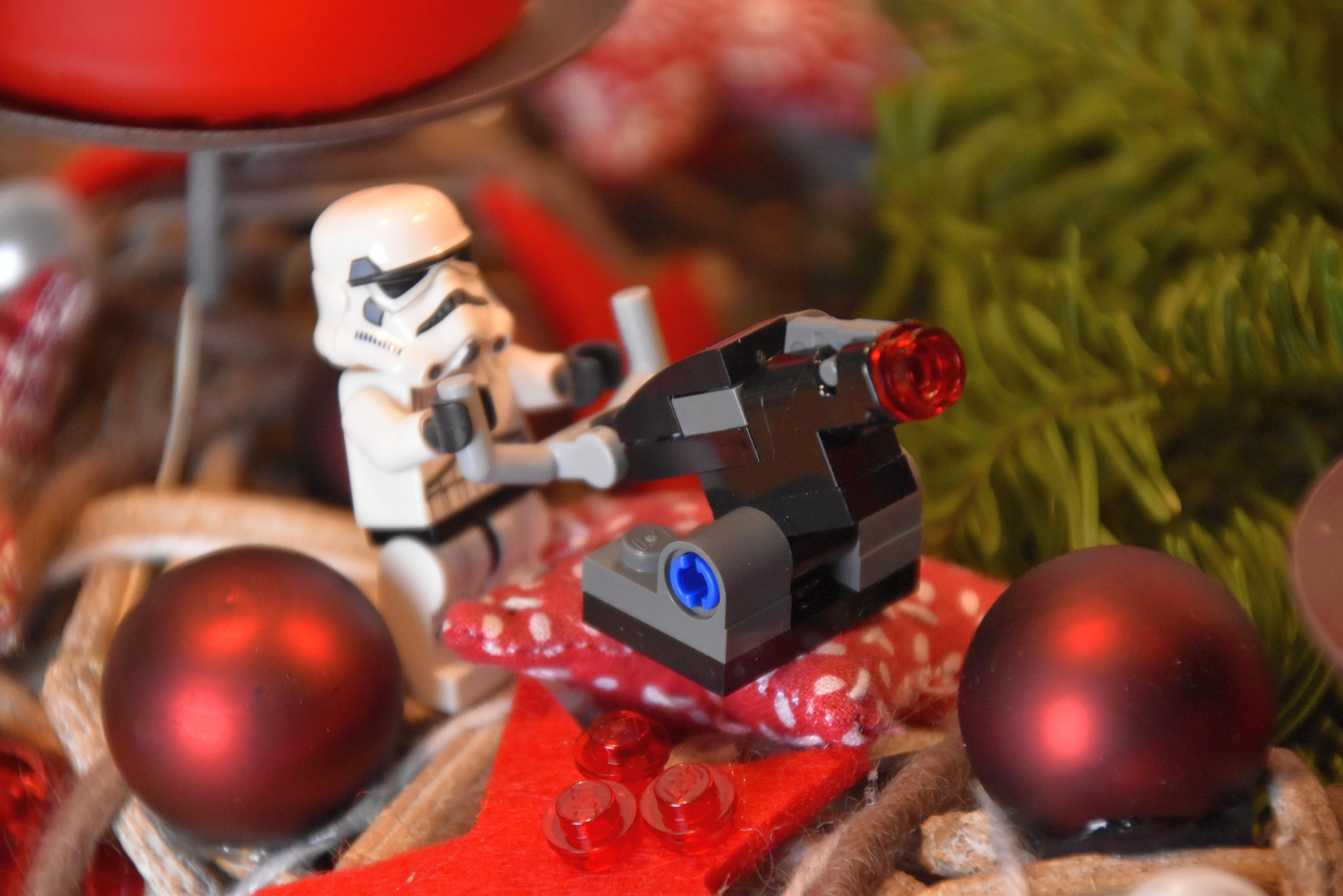 Lego Kanone