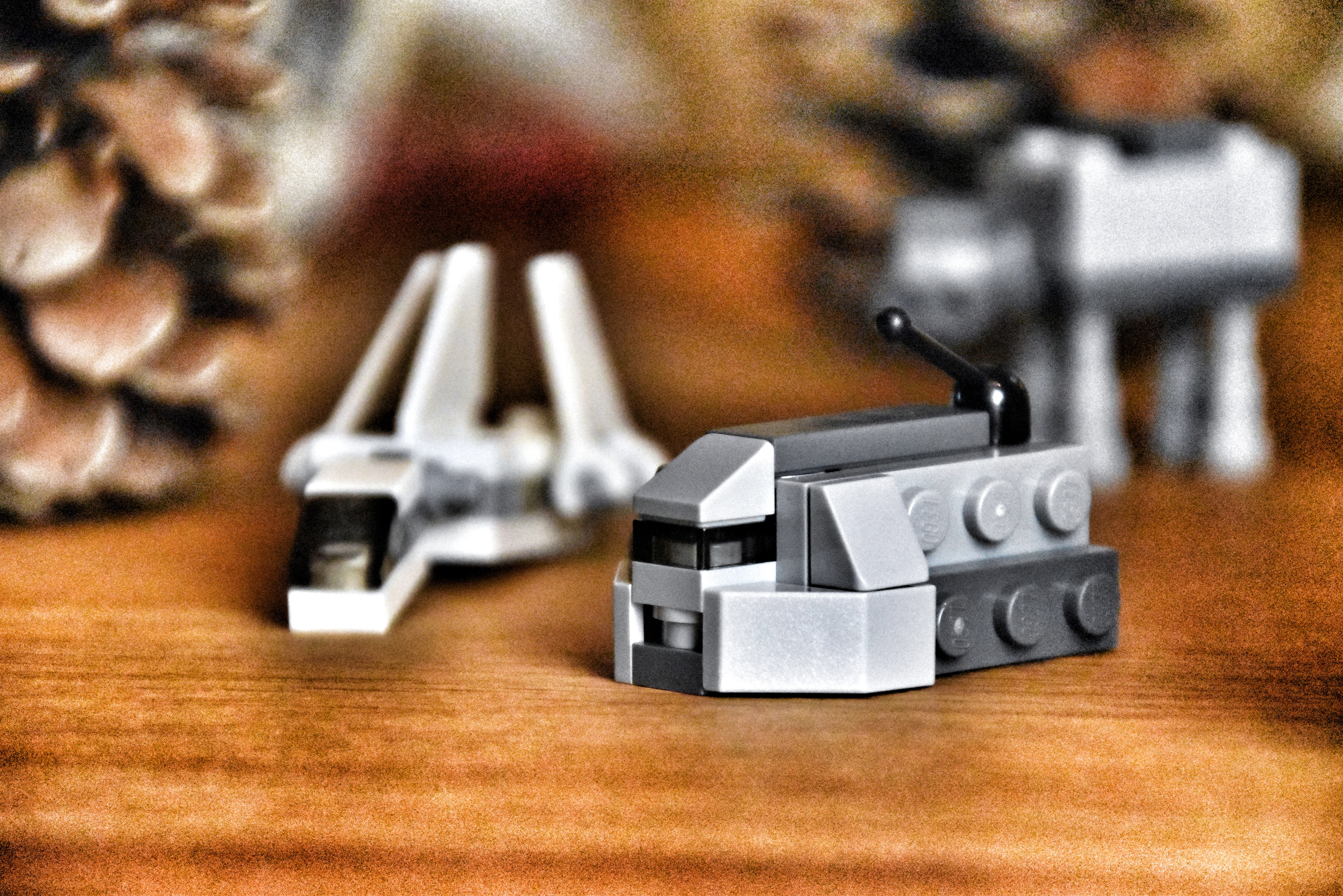 Lego Reconnaisance Troop Transporter