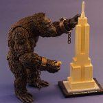 King Kong – Neues Affentheater von Mezco Toys