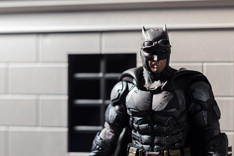Tactical Suit Batman – Gepanzert in die Schlacht