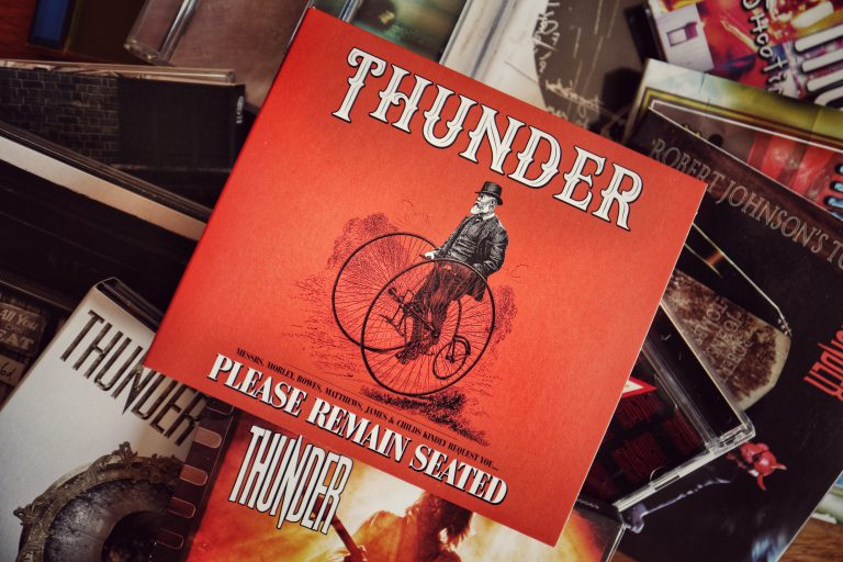 Thunder: Please remain seated – Alte Bekannte neu kennenlernen