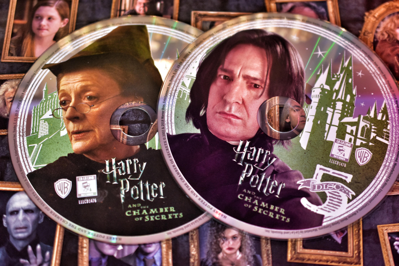 Harry Potter Kammer des Schreckens CDs