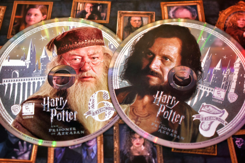 Harry Potter Der Gefangene von Azkaban CDs