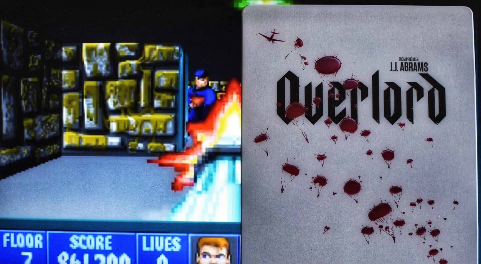 Operation: Overlord Blu-Ray und Wolfenstein 3D