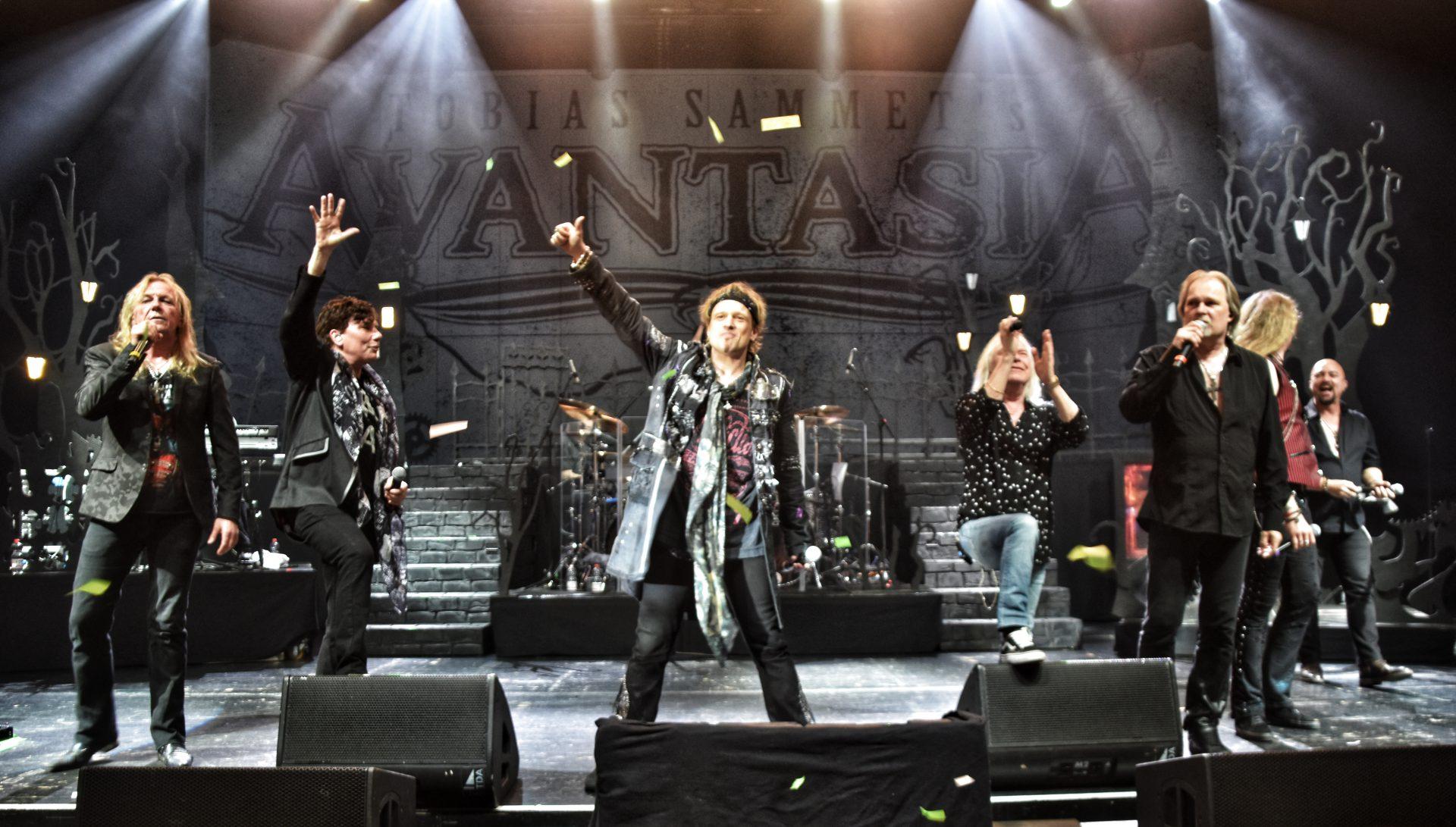 Avantasia Live: Mit ganz großer Geste