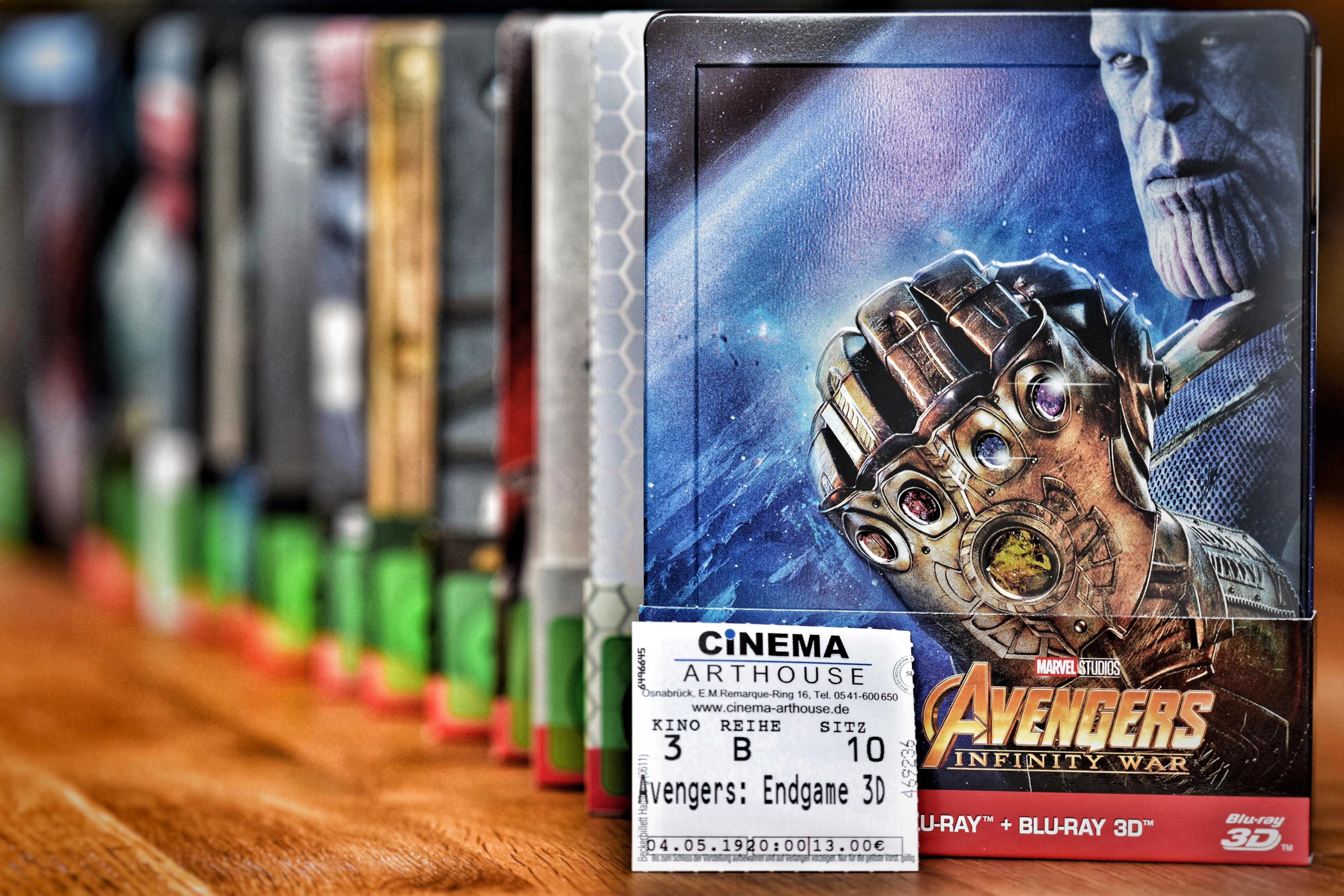 Avengers: Endgame – Die Superduper-Nummernrevue