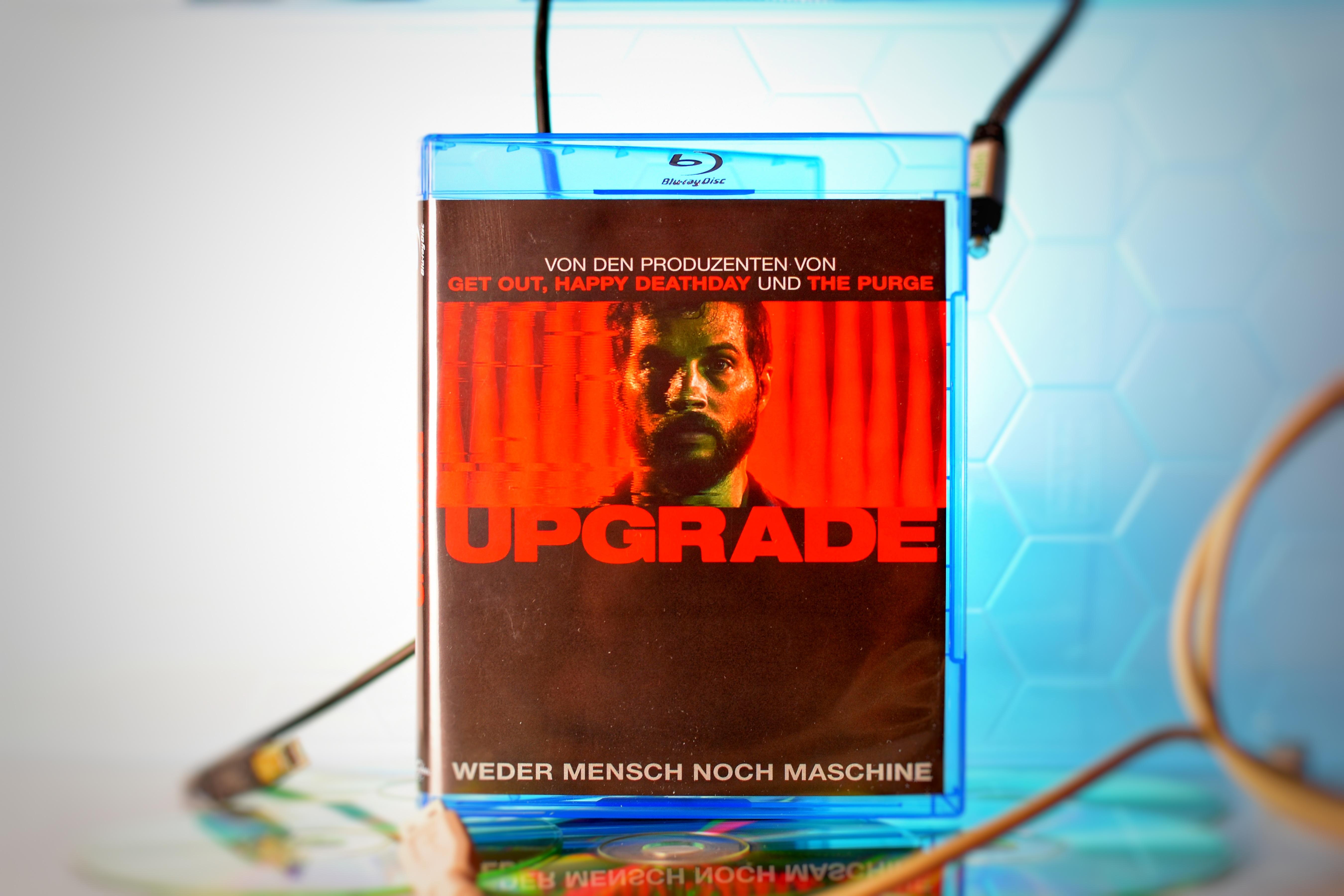 Upgrade: Blu-Ray und Kabel