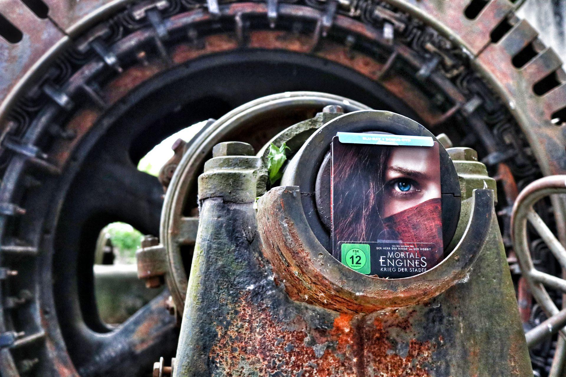 """Mortal Engines – der Film: Wenn die Bilder """"Epos"""" schreien…"""
