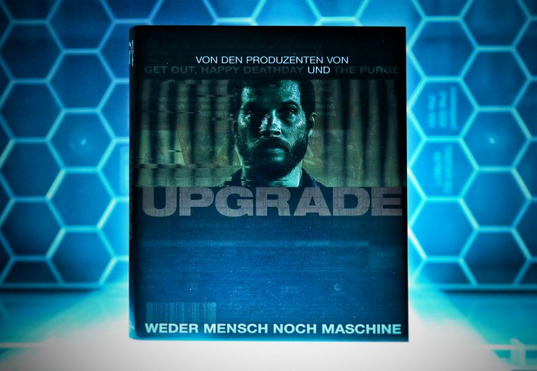 Upgrade: Immer mitten in die (digitale) Fresse rein