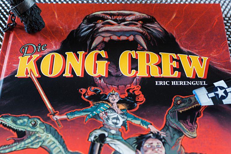 Die Kong Crew – Affentheater in New York