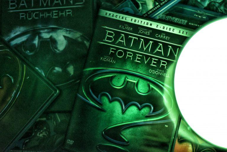 Batman Forever: Kino v Internet
