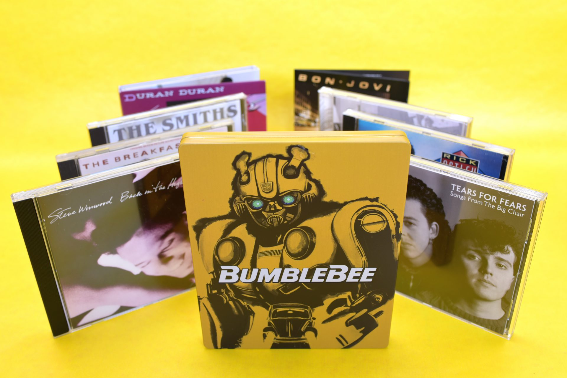 Bumblebee: Don't you (forget about the 80s)