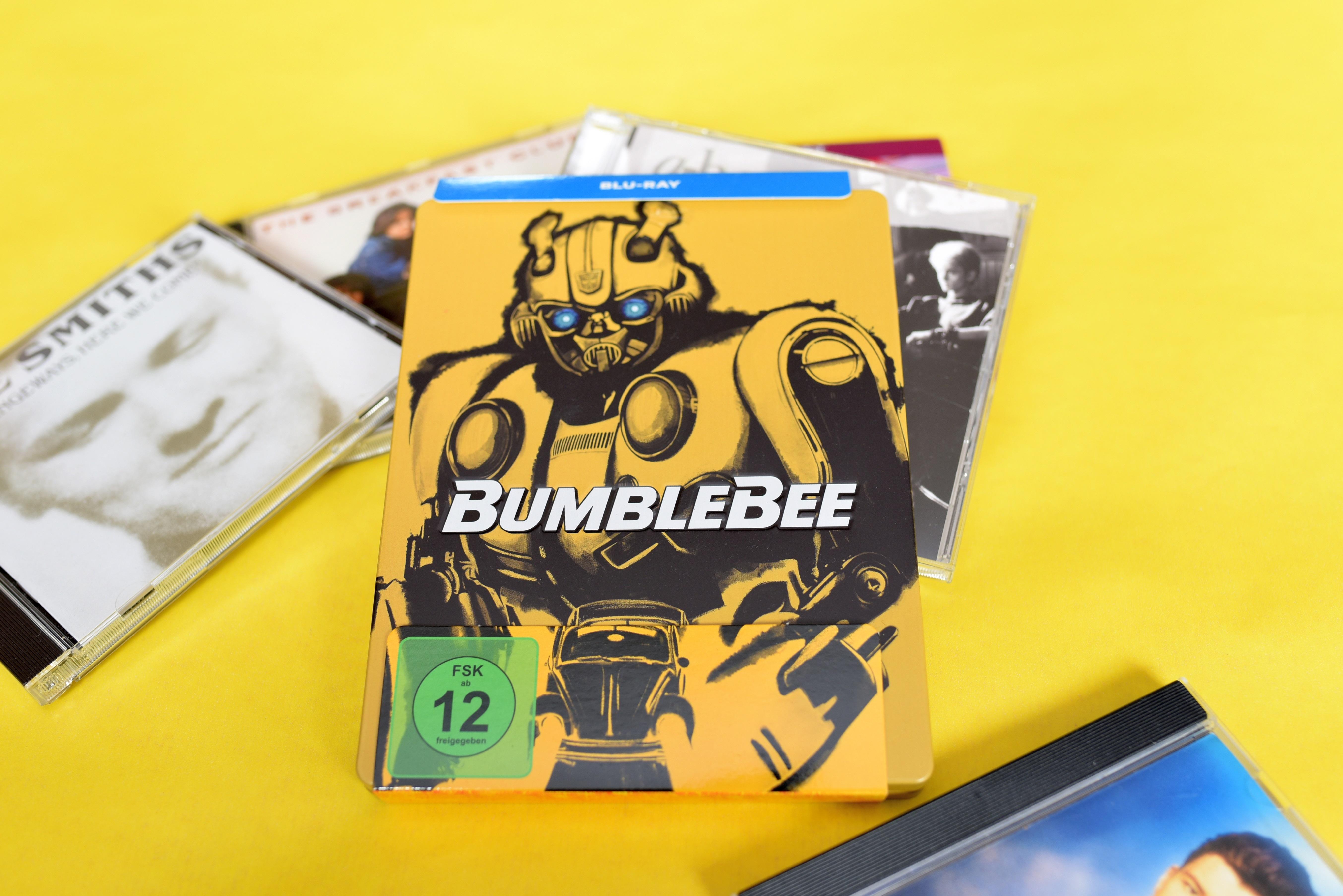 Bumblebee Blu-Ray Steelbook