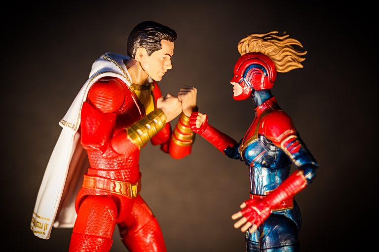 Shazam! – Der andere Captain Marvel