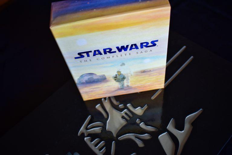 Episode I: Als es dunkel wurde um Star Wars…