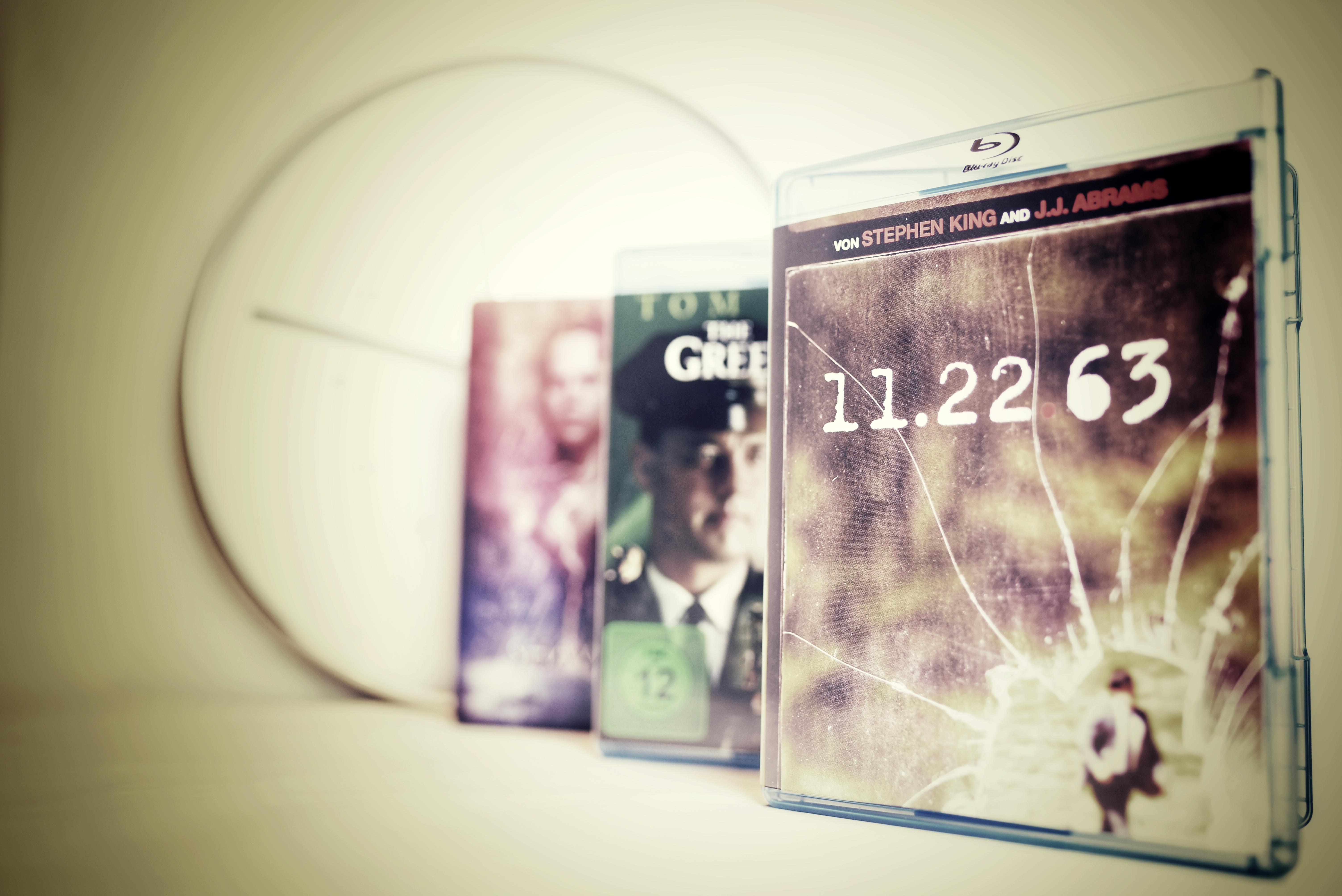 11.22.63, The Green Mile und The Shawshank Redemption