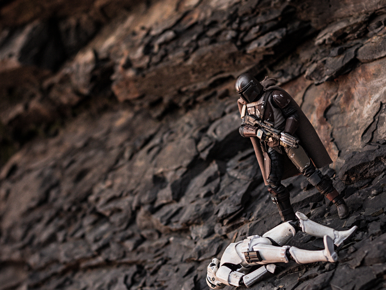 The Mandalorian – Mando Unchained