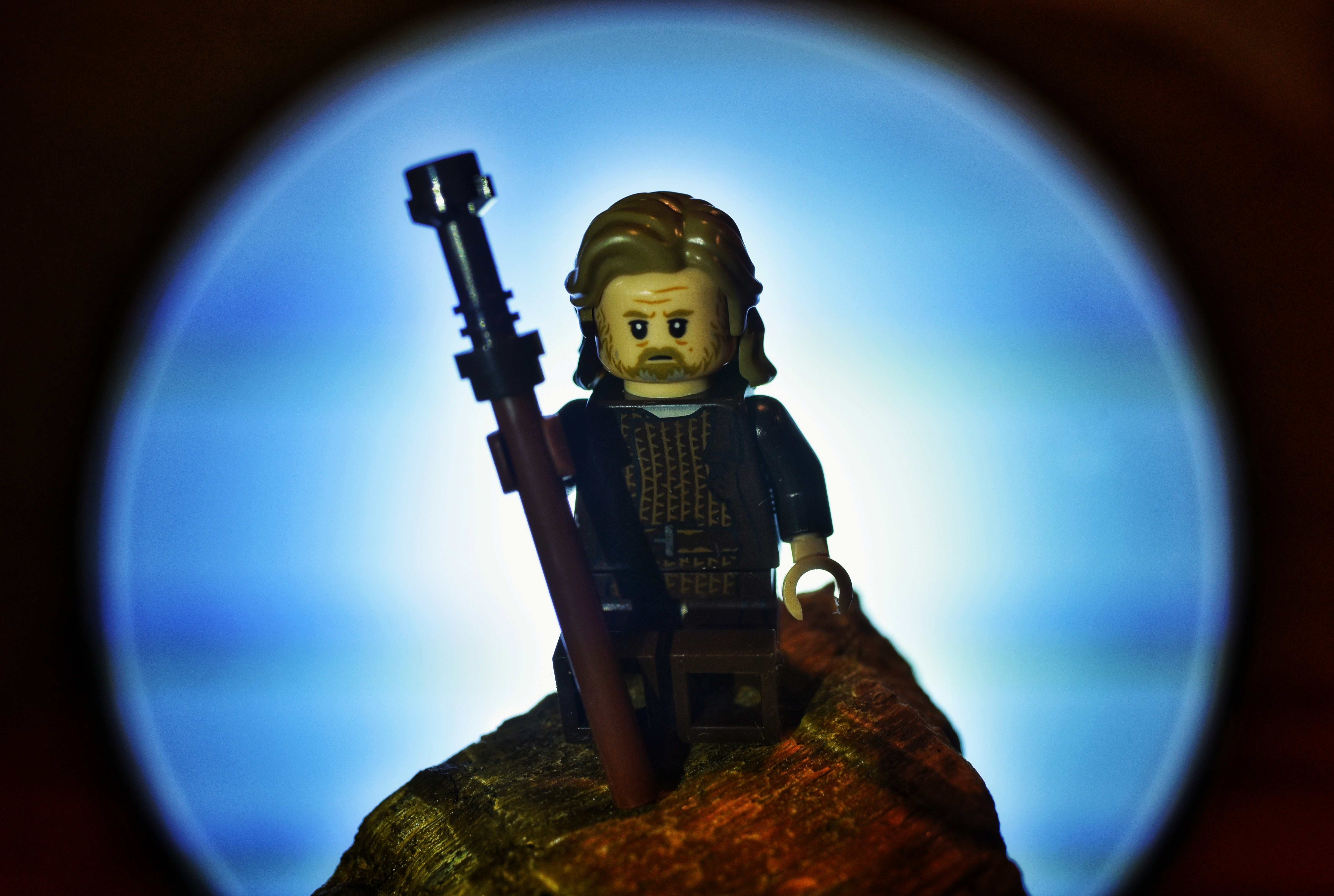 Lego-Adventskalender Luke Skywalker