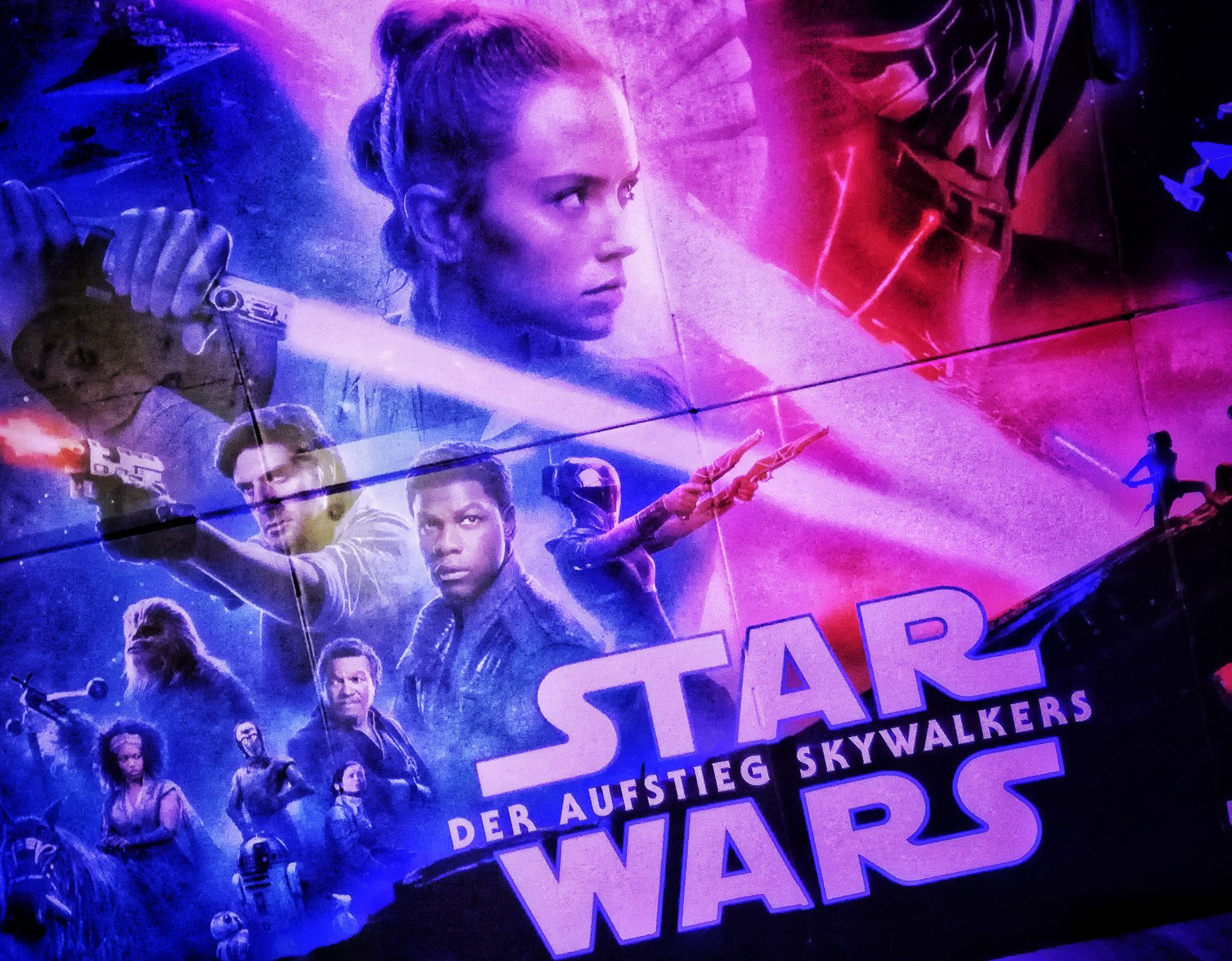 Star Wars: Der Aufstieg Skywalkers – Der Abstieg einer Saga