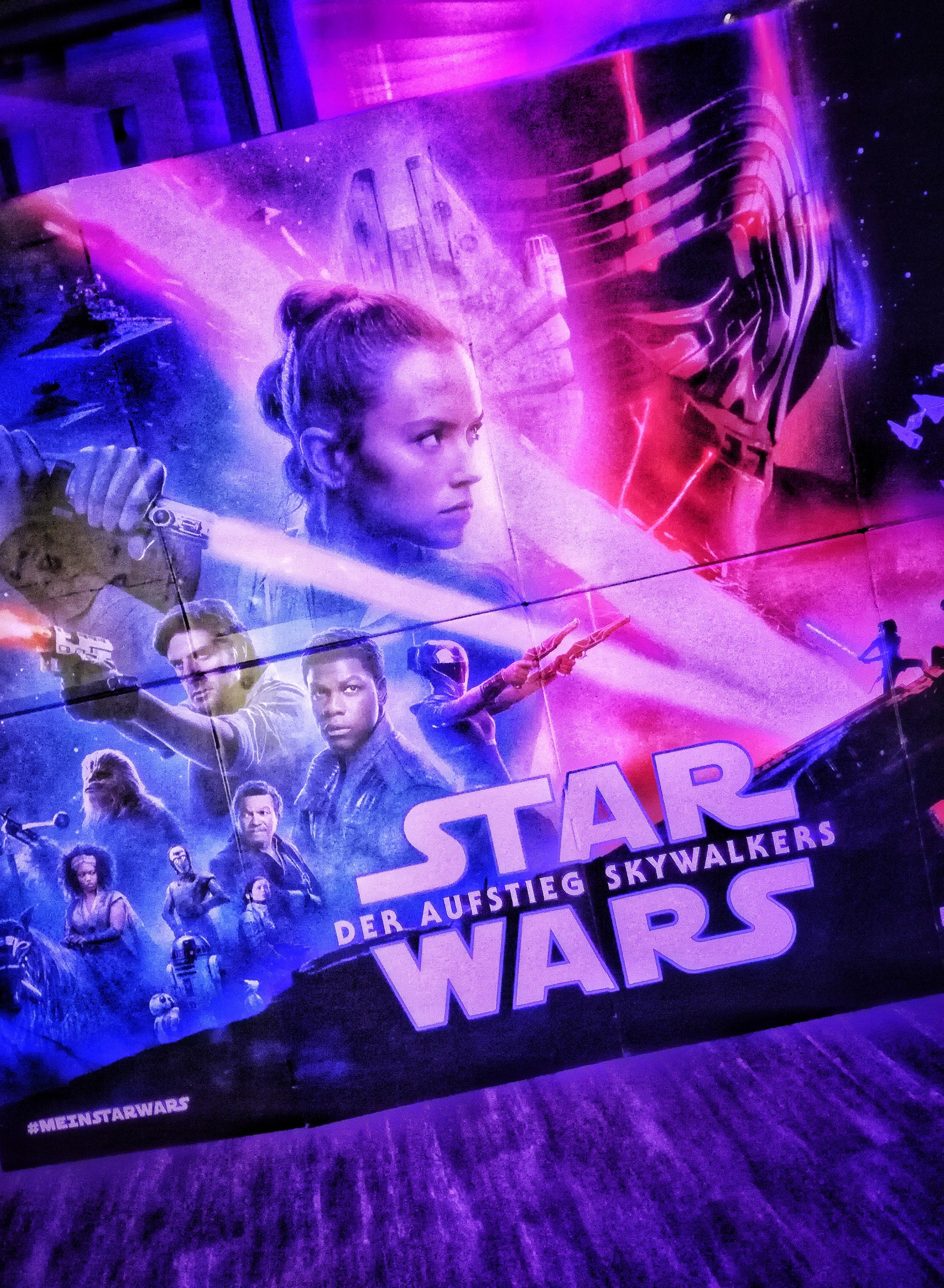 Der Aufstieg Skywalkers Poster