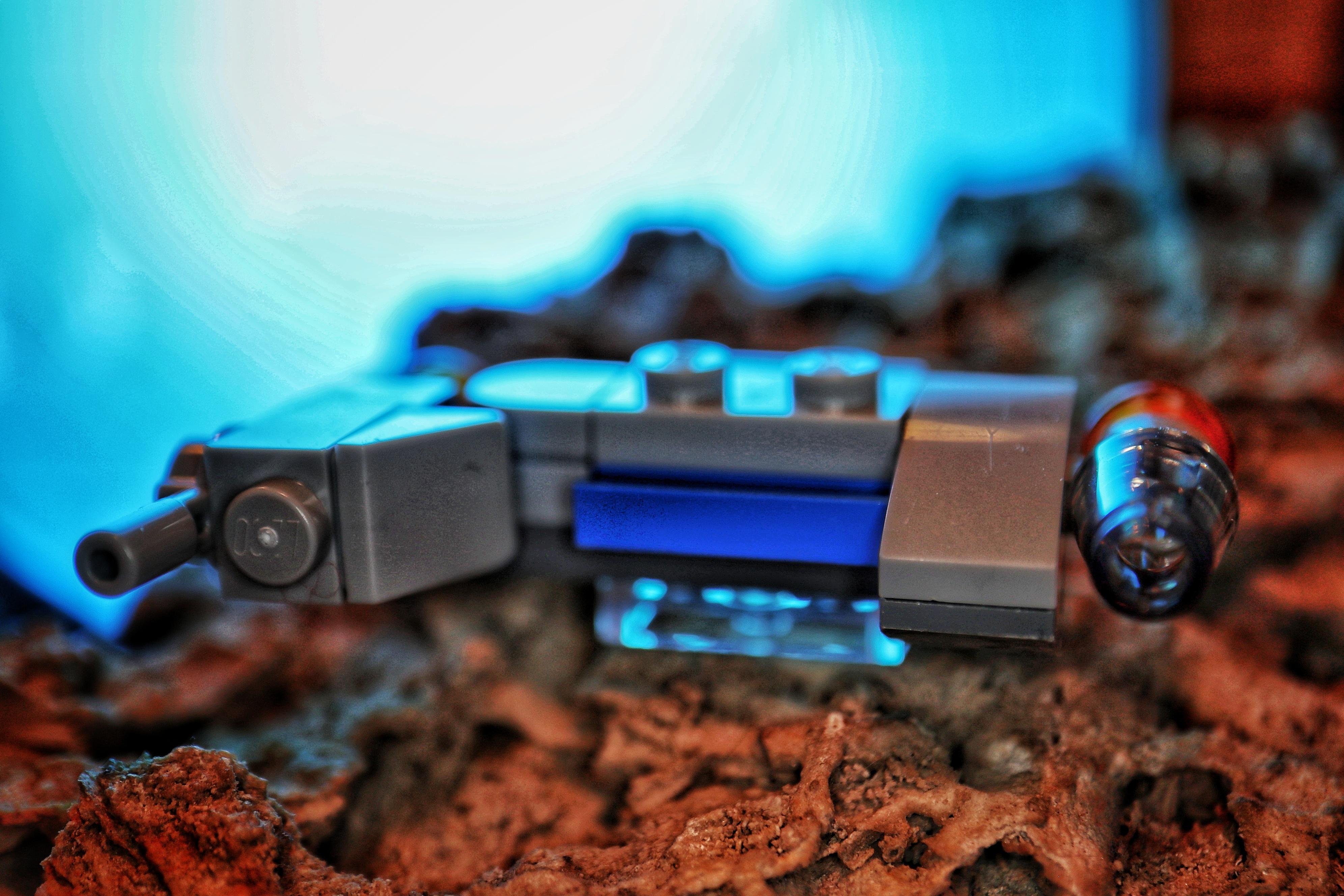 Lego-Adventskalender Resistance Truppentransporter