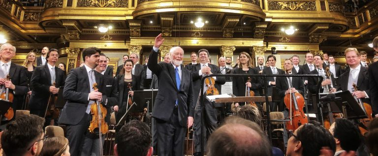 John Williams: Lebende Legende im Tempel der Kunst