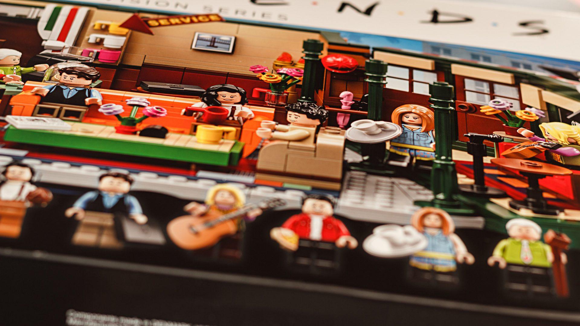Friends – Vom Sitcom-Meilenstein zum Lego-Set