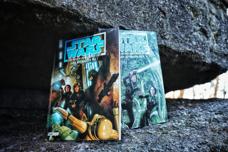 Die neuen Abenteuer des Luke Skywalker: Vor langer Zeit in einer kleinen Galaxis