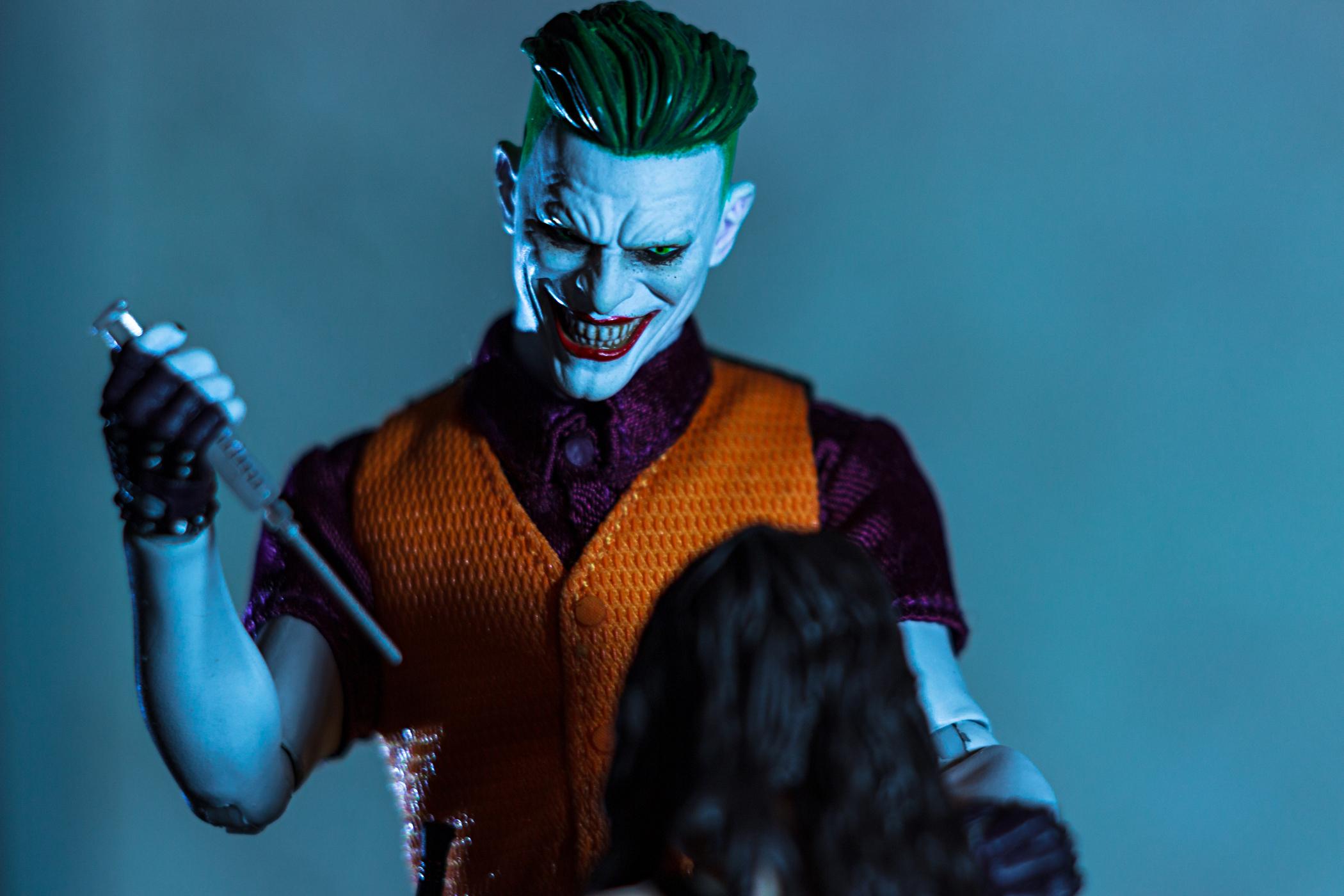 Joker: Sticht er oder sticht er nicht?