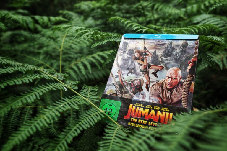 Jumanji: The Next Level – Alles beim Alten
